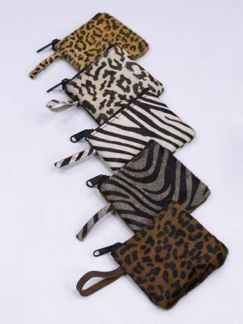 Pocket animal print