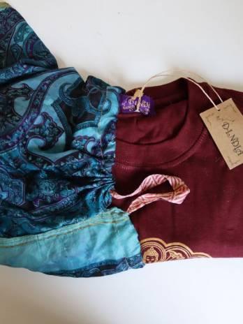 Paquete bolsas saree XL x 50