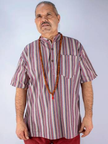 Camisa Rayasc