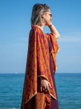 Kimono Jangaly Saree