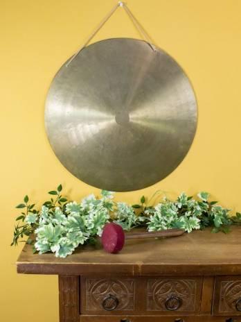 Gong liso 7 metales