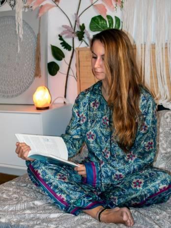 Pijama Camisero Saree